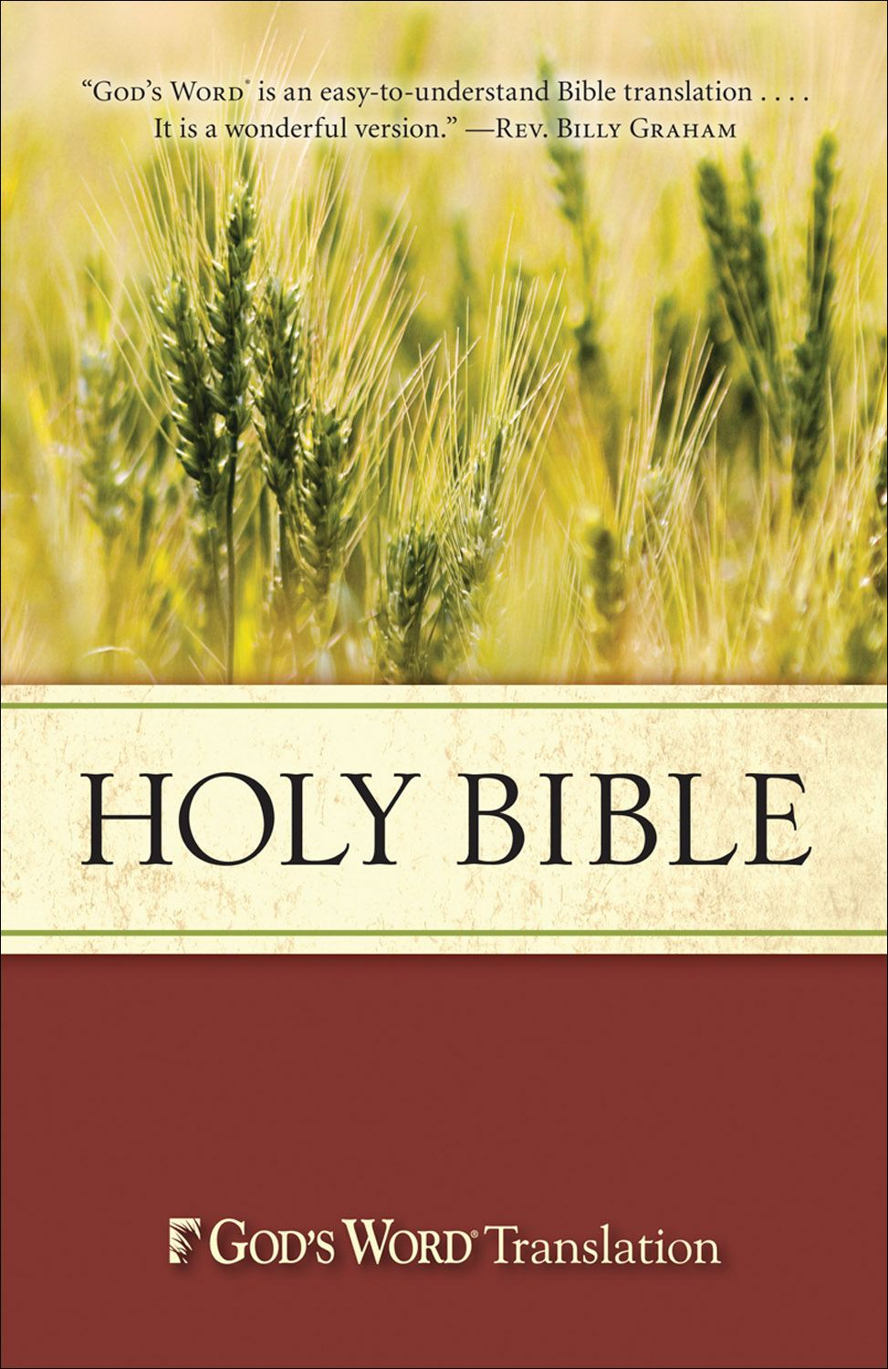 Holy Bible, GOD'S WORD Translation (GW) By: Baker Publishing Group