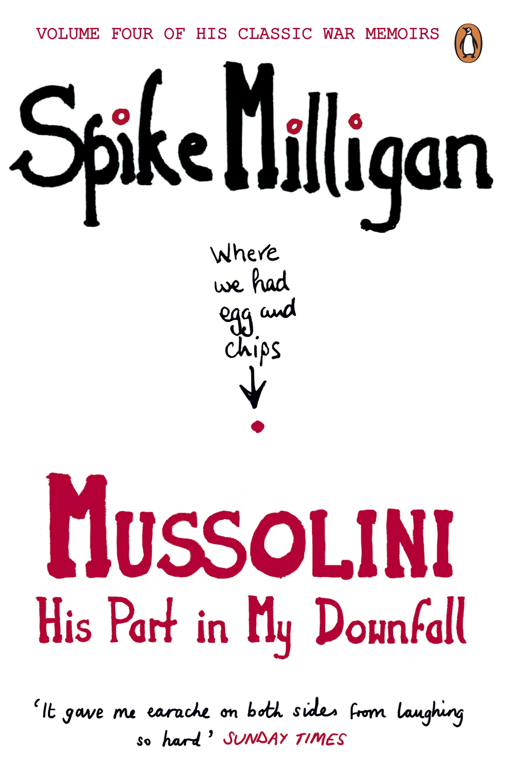 Mussolini By: Spike Milligan