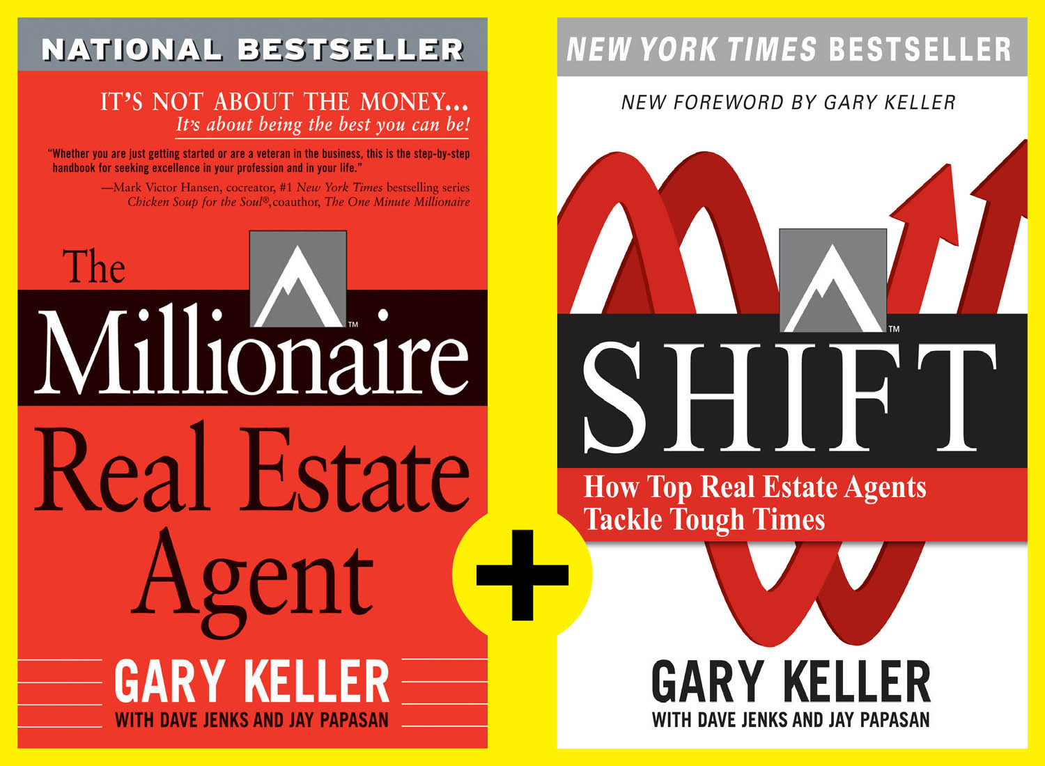 Millionaire Real-Estate Agent: Success in Good Times and Bad
