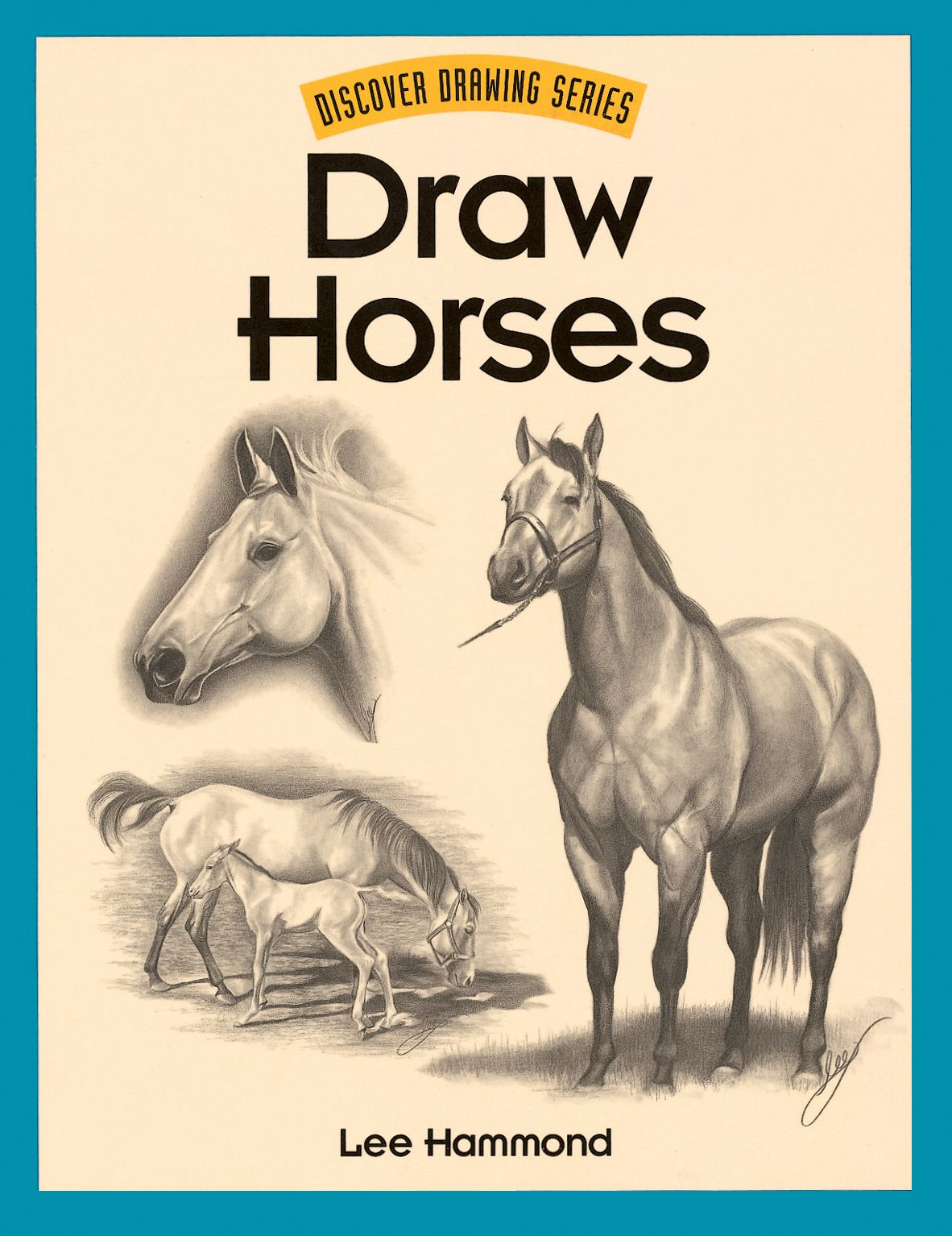 Draw Horses By: Lee Hammond