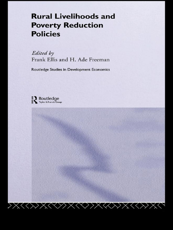 Rural Livelihoods and Poverty Reduction Policies