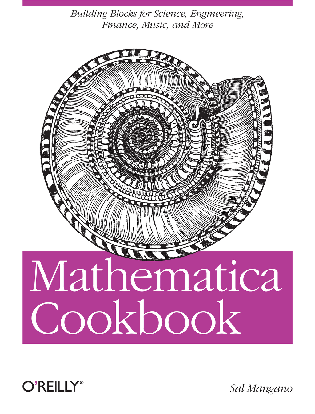 Mathematica Cookbook By: Sal Mangano