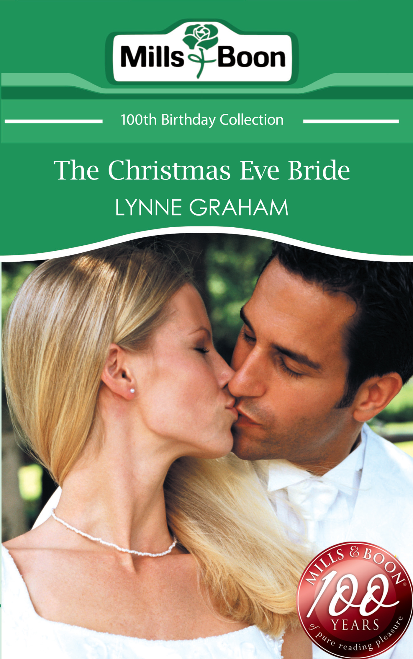 The Christmas Eve Bride (Mills & Boon Short Stories)