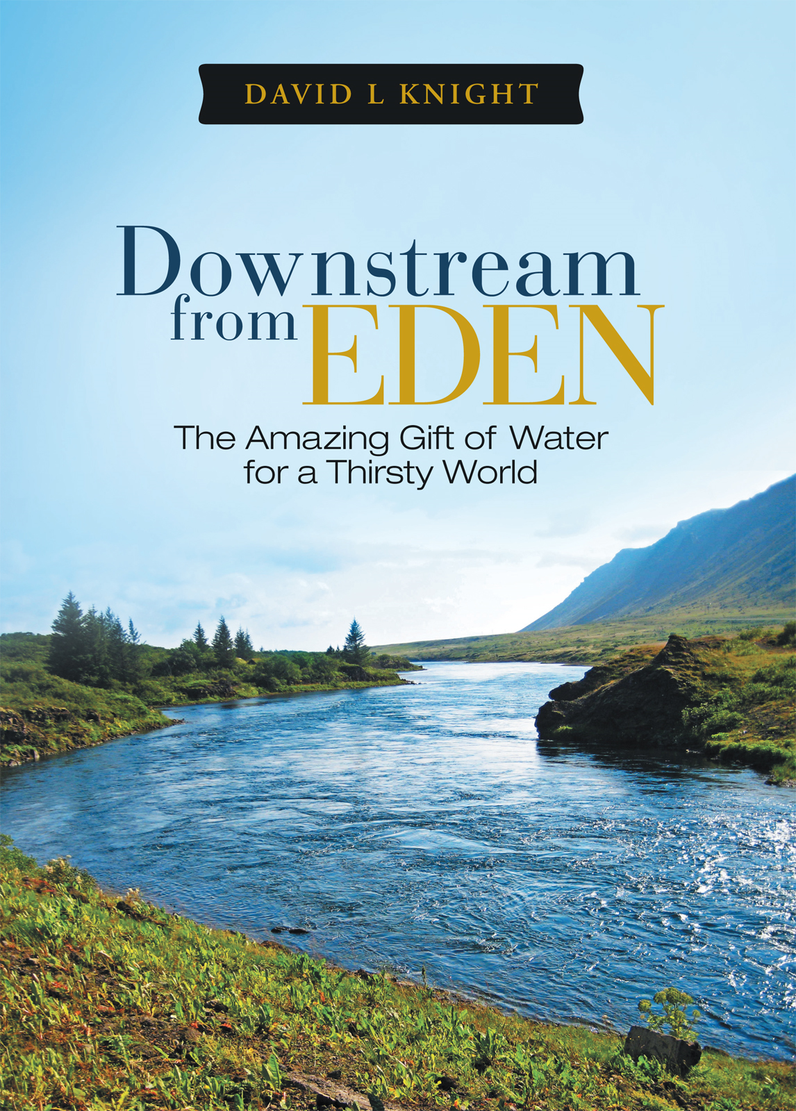Downstream from Eden By: David L Knight