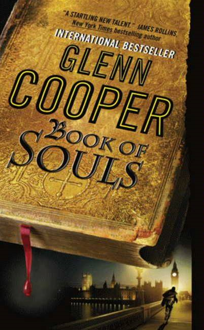 Book of Souls By: Glenn Cooper