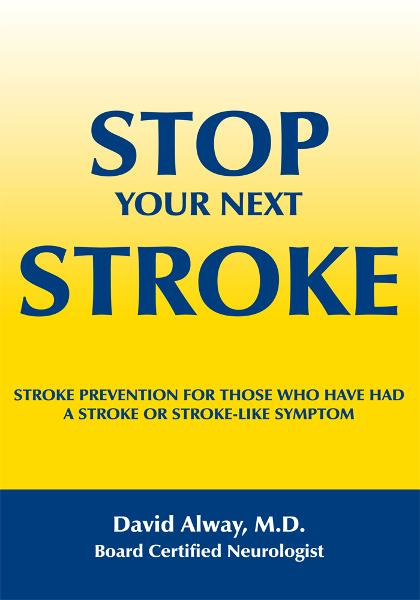 STOP YOUR NEXT STROKE