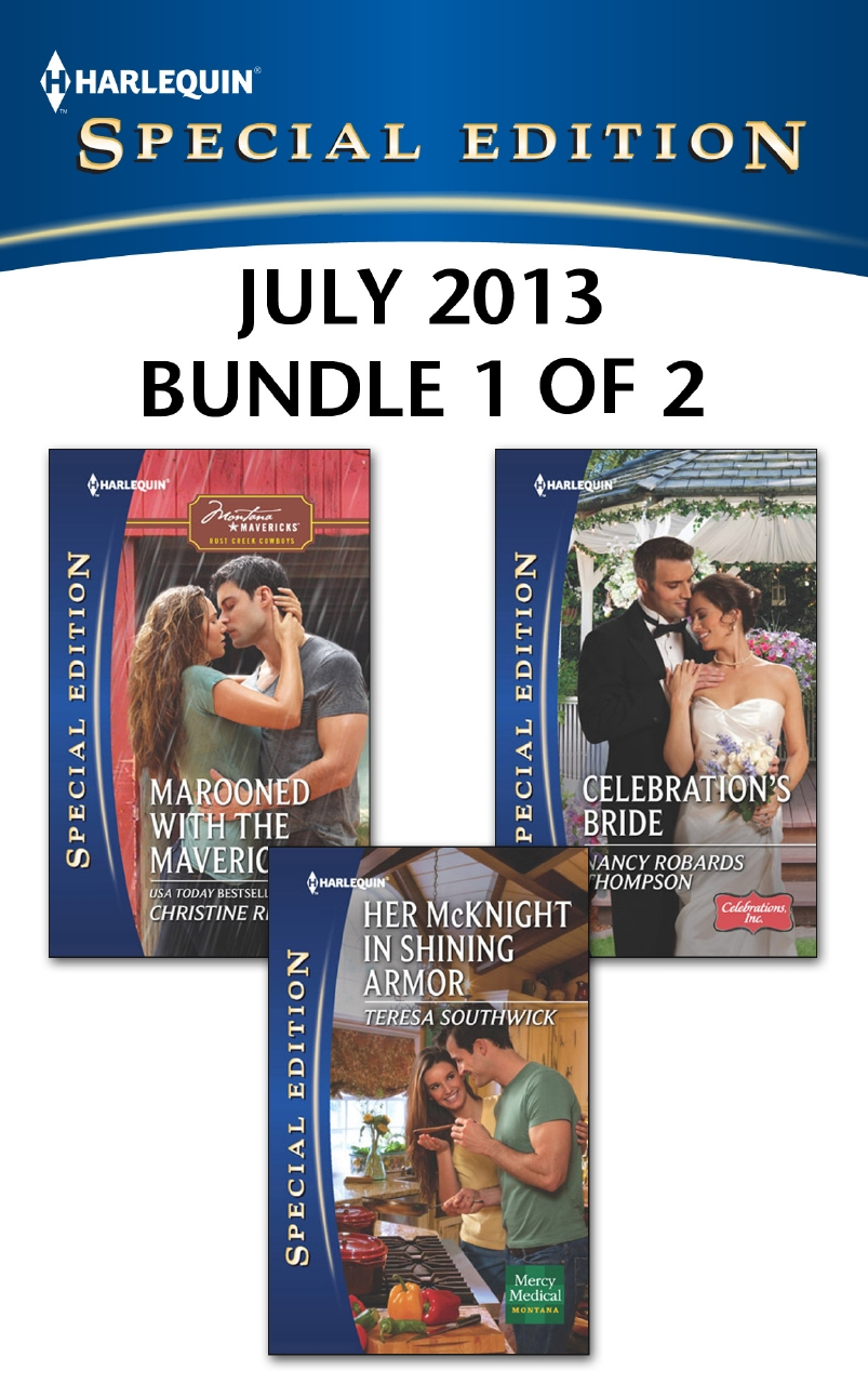 Harlequin Special Edition July 2013 - Bundle 1 of 2