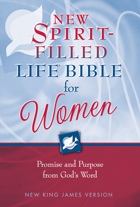 Hayford: New Spirit-Filled Life Bible for Women, NKJV