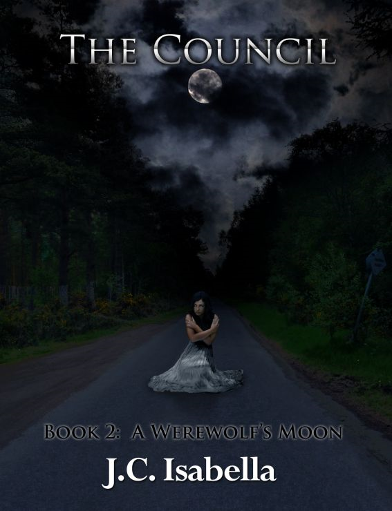 A Werewolf's Moon, The Council, Book 2 By: J.C. Isabella