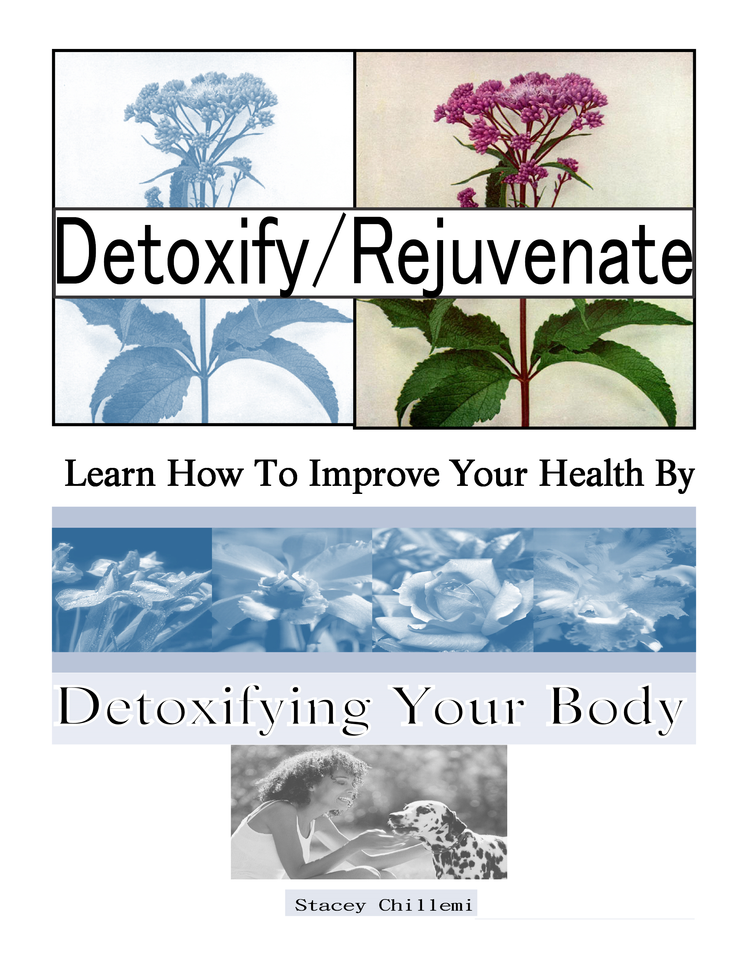 Detoxify/Rejuvenate: Learn How You Can Improve Your Health By Detoxifying Your Body By: Stacey Chillemi