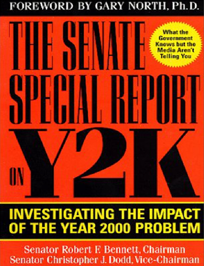 Senate Special Report on Y2K