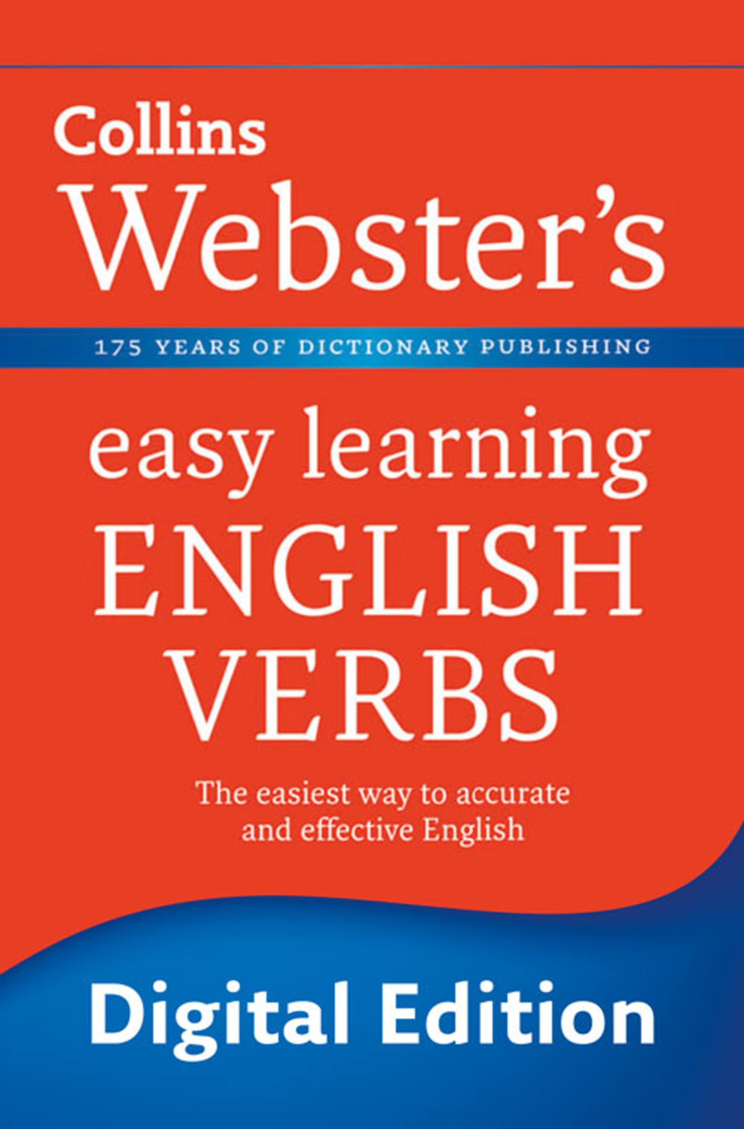 English Verbs (Collins Webster?s Easy Learning)
