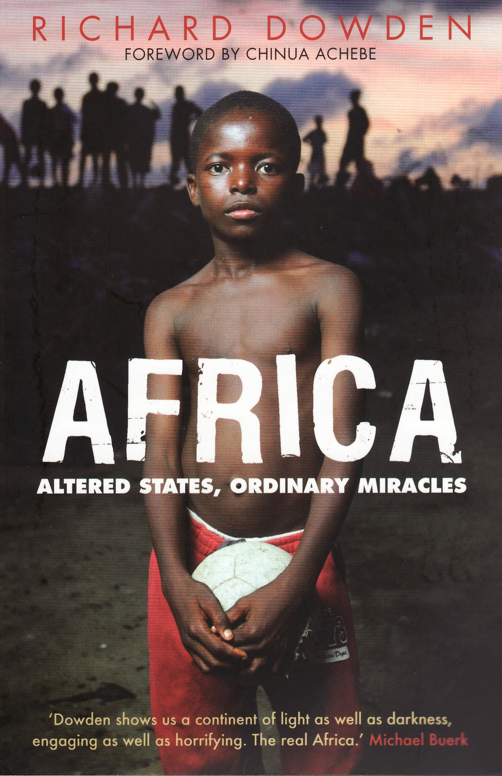 Africa Altered States,  Ordinary Miracles