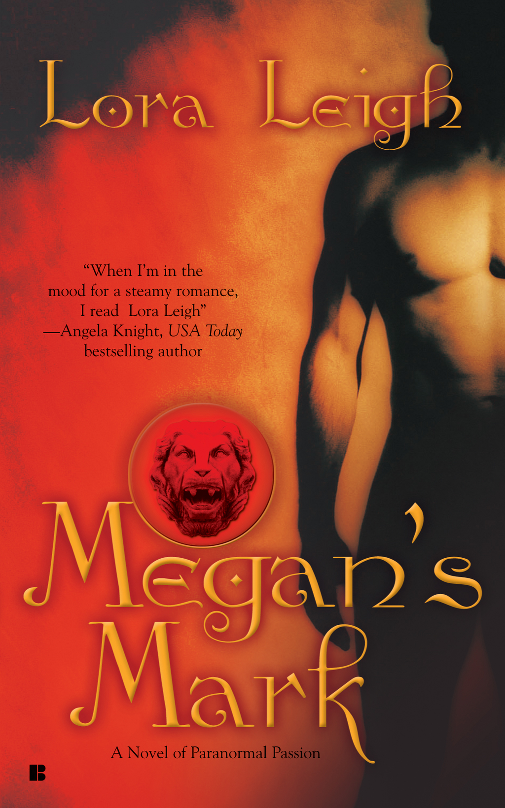 Megan's Mark By: Lora Leigh