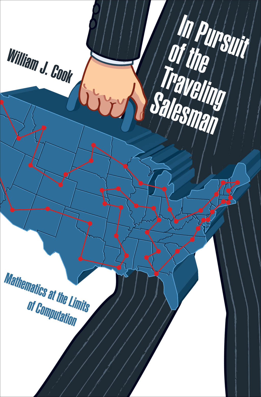 In Pursuit of the Traveling Salesman Mathematics at the Limits of Computation