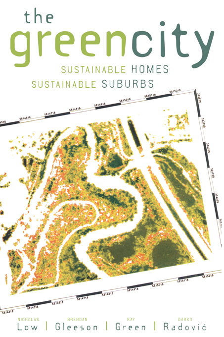 The Green City Sustainable Homes,  Sustainable Suburbs
