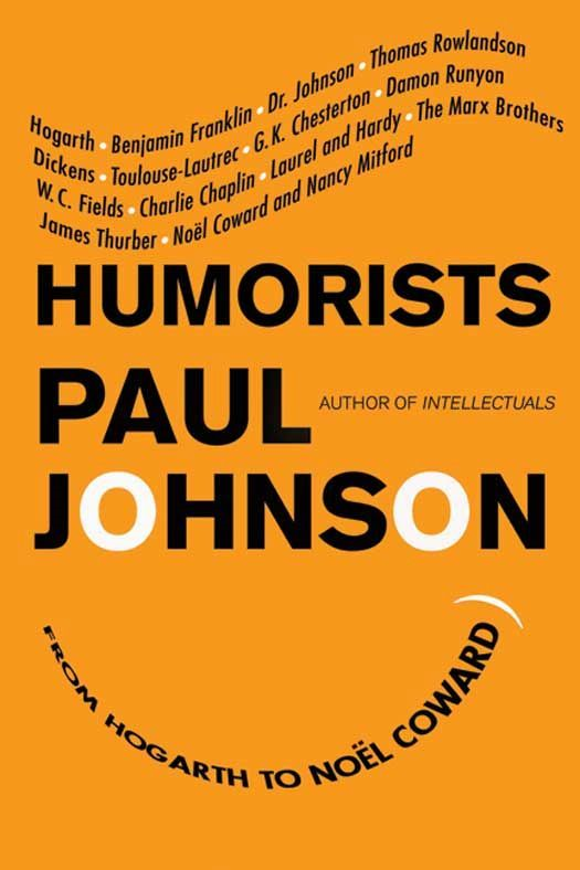 Humorists By: Paul Johnson