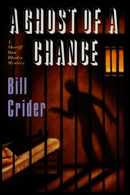 A Ghost of a Chance By: Bill Crider