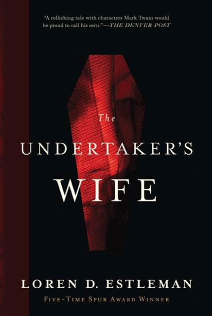 Cover Image: The Undertaker's Wife