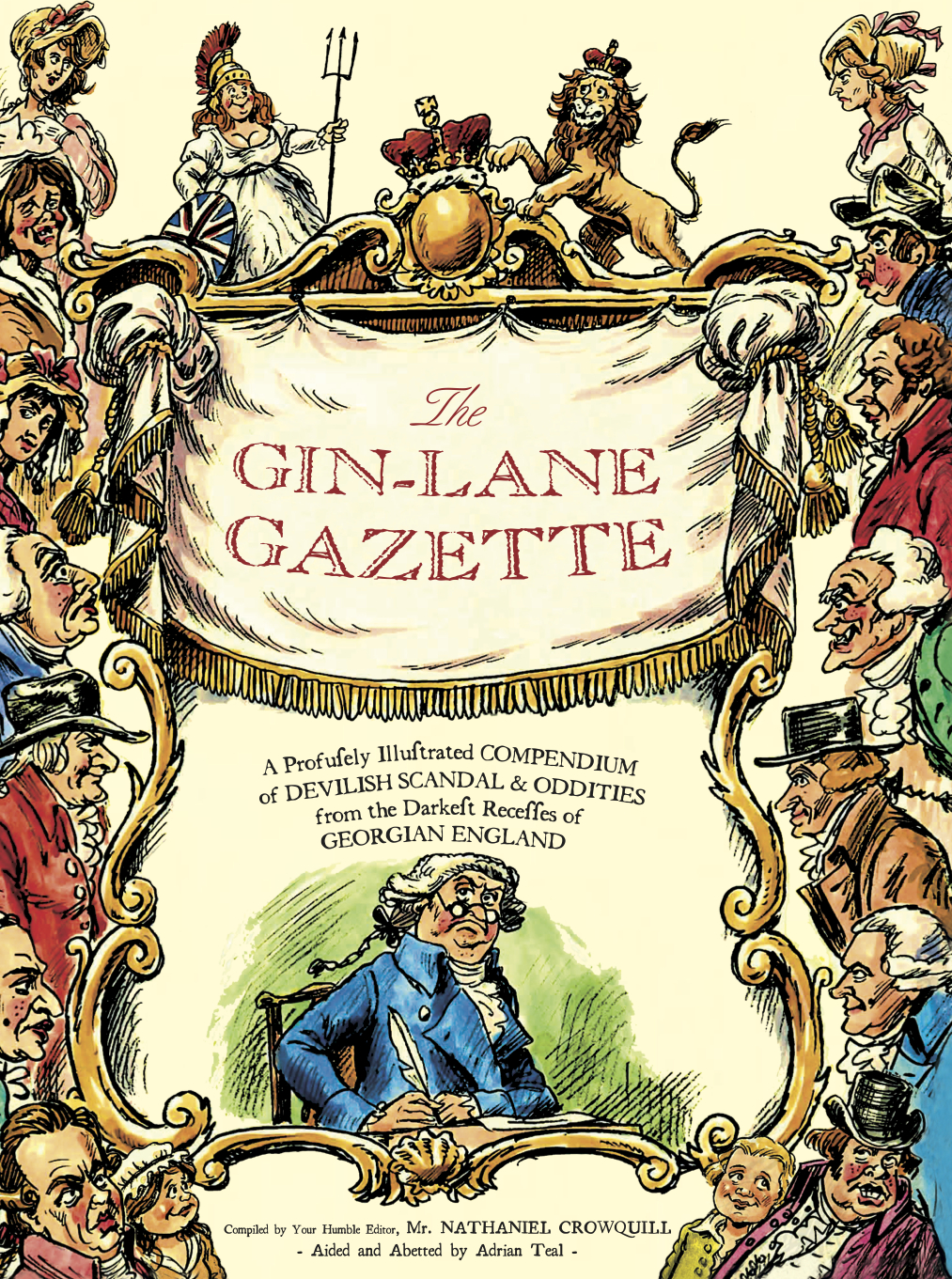 The Gin-Lane Gazette