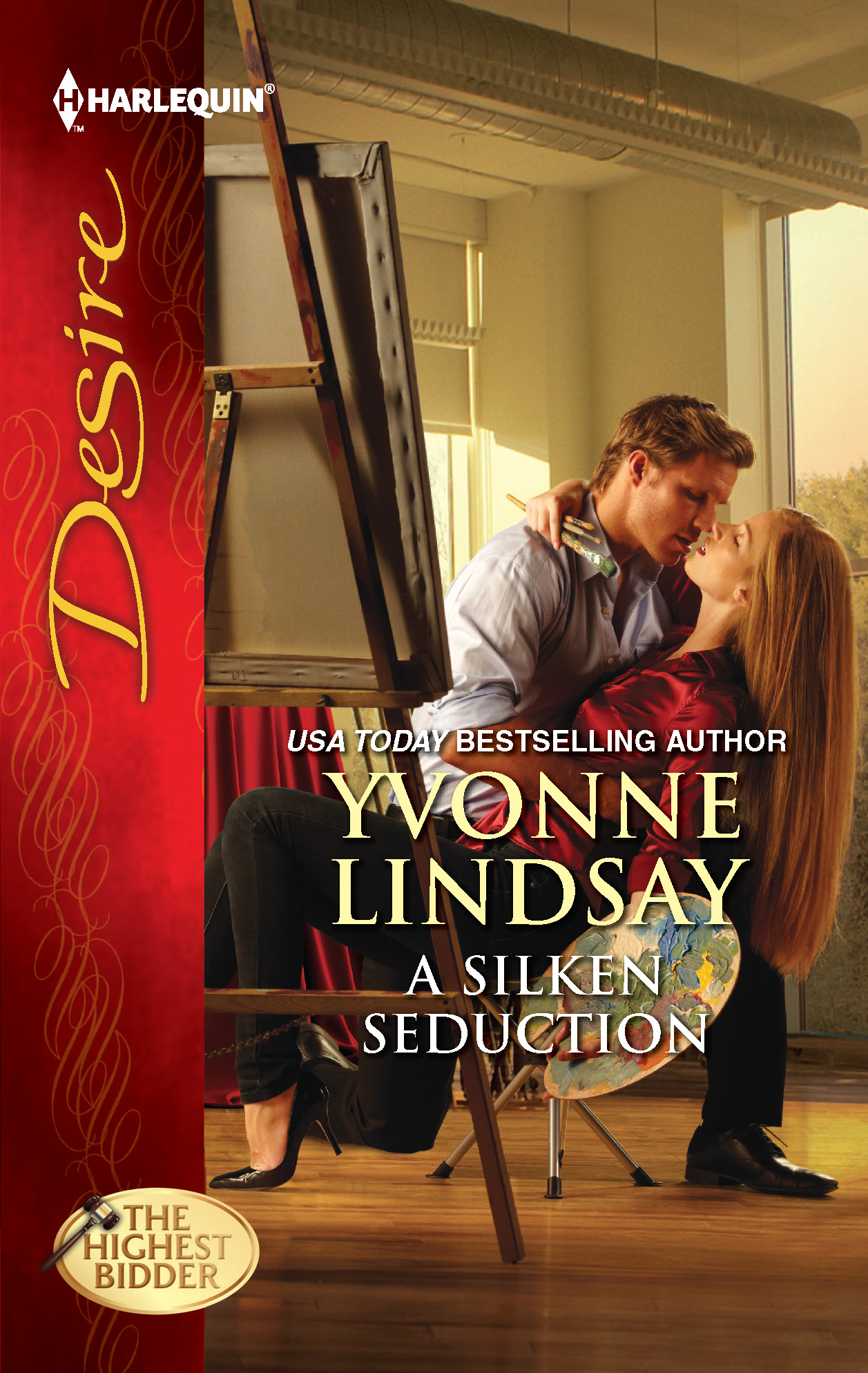 A Silken Seduction By: Yvonne Lindsay