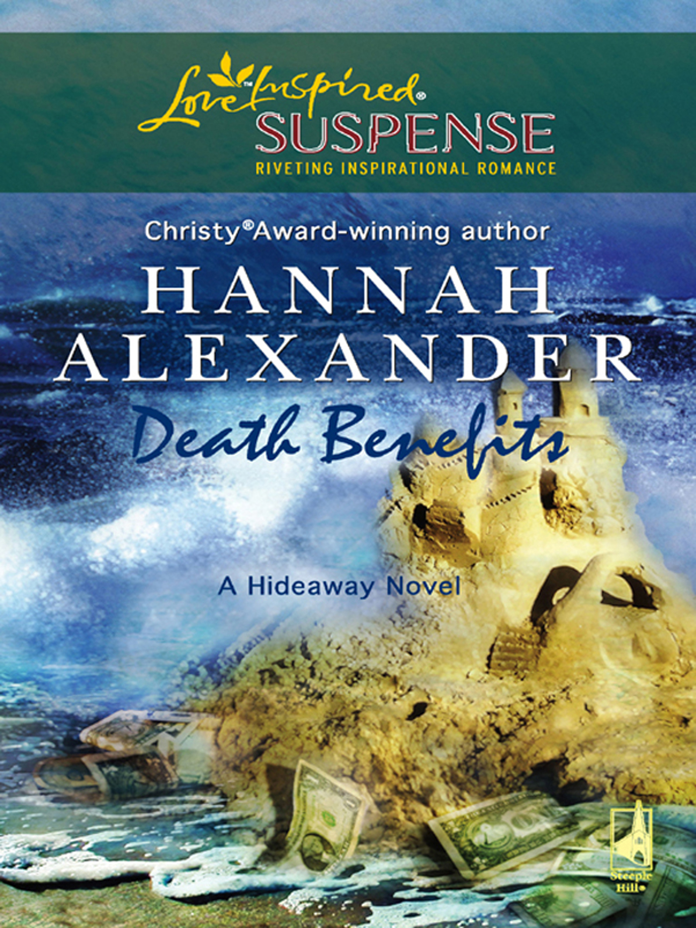 Death Benefits (Mills & Boon Love Inspired Suspense)