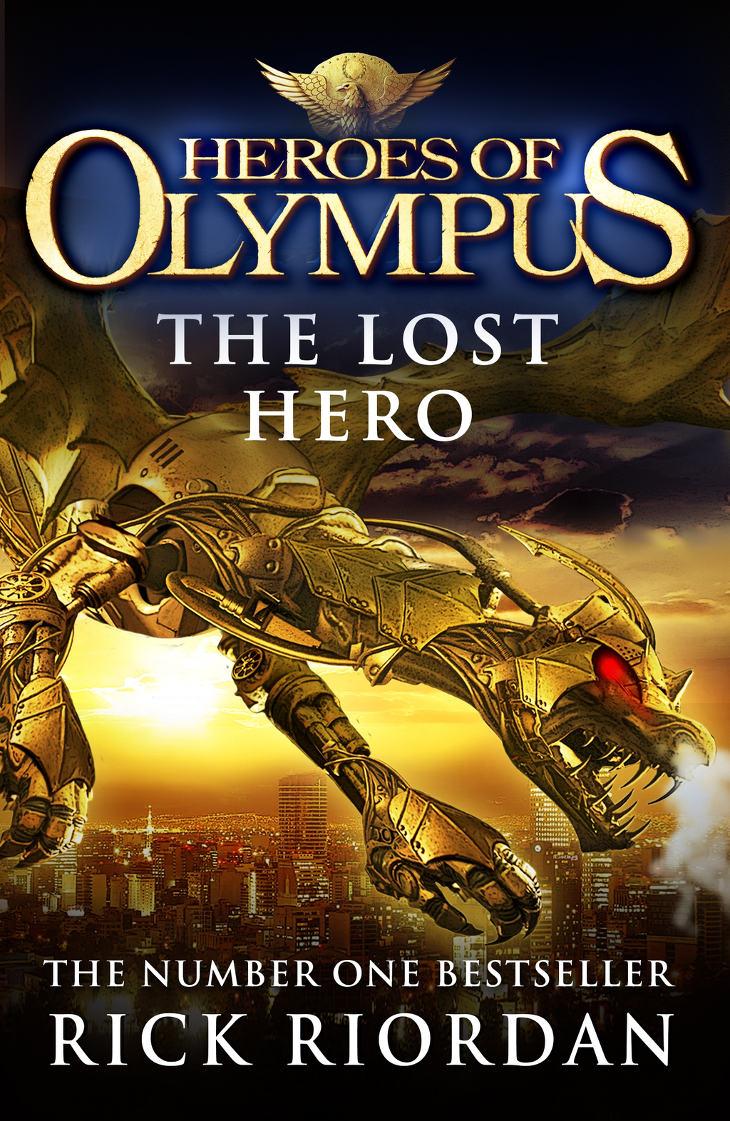 Heroes of Olympus: The Lost Hero: The Lost Hero
