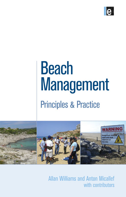 Beach Management Principles and Practice