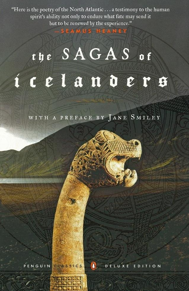 The Sagas of the Icelanders By: Jane Smilely