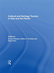CULTURAL HERITAGE TOURISM ASIA PACI