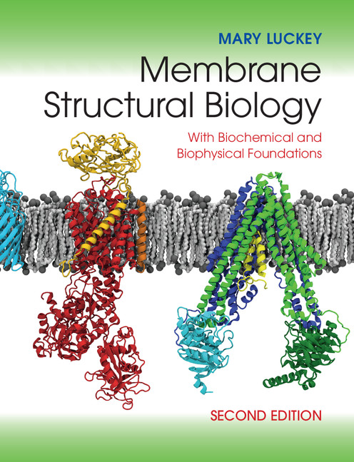 Membrane Structural Biology With Biochemical and Biophysical Foundations