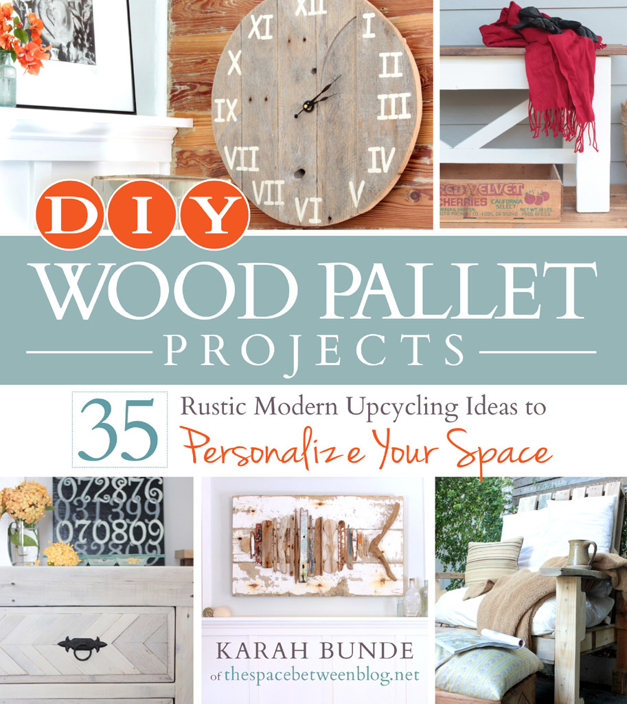 DIY Wood Pallet Projects 35 Rustic Modern Upcycling Ideas to Personalize Your Space