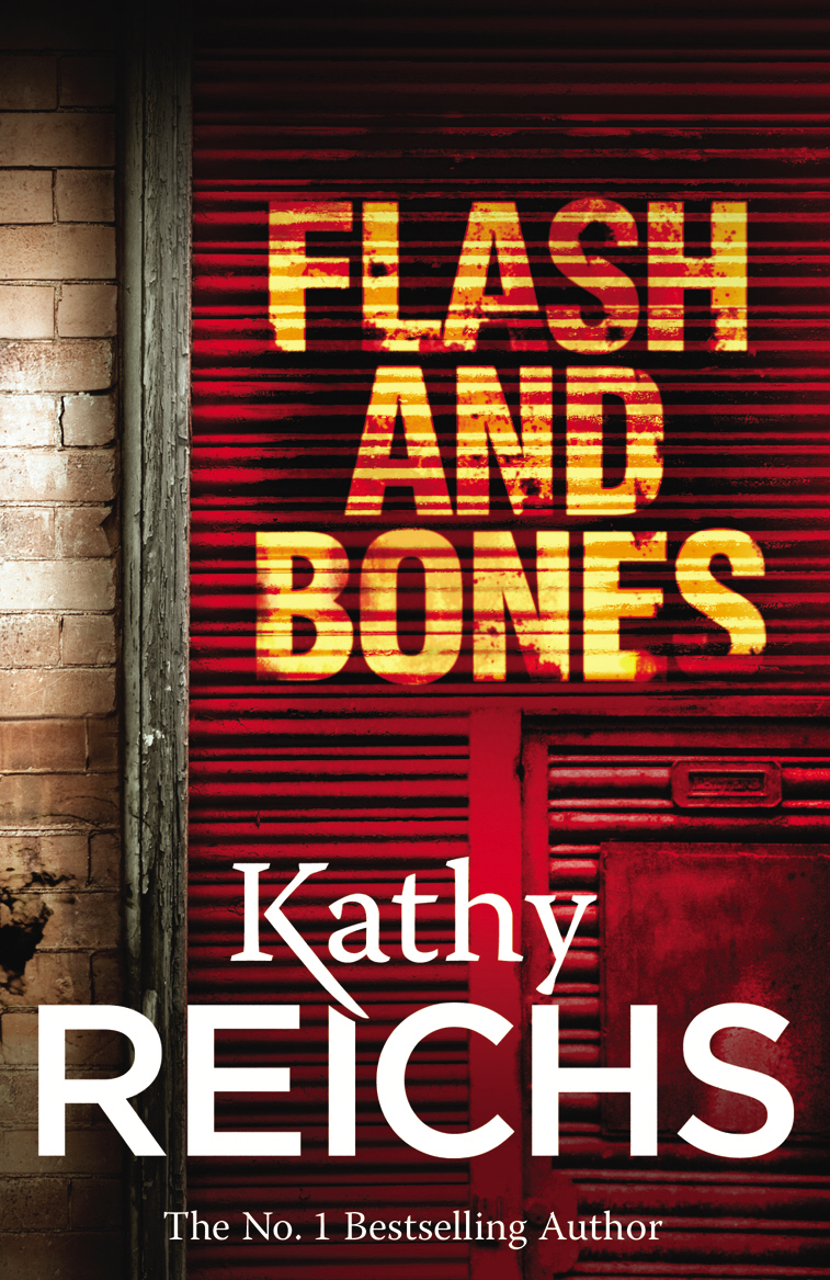 Flash and Bones (Temperance Brennan 14)