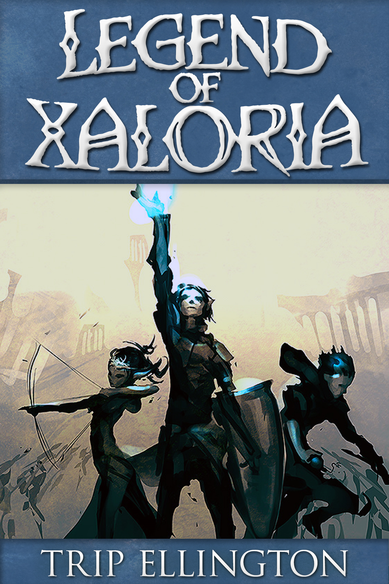 Legend of Xaloria