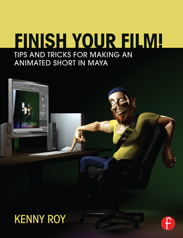 Make Your Animated 3D Short with Maya