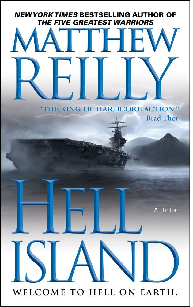 Hell Island By: Matthew Reilly,Tyler Jacobson