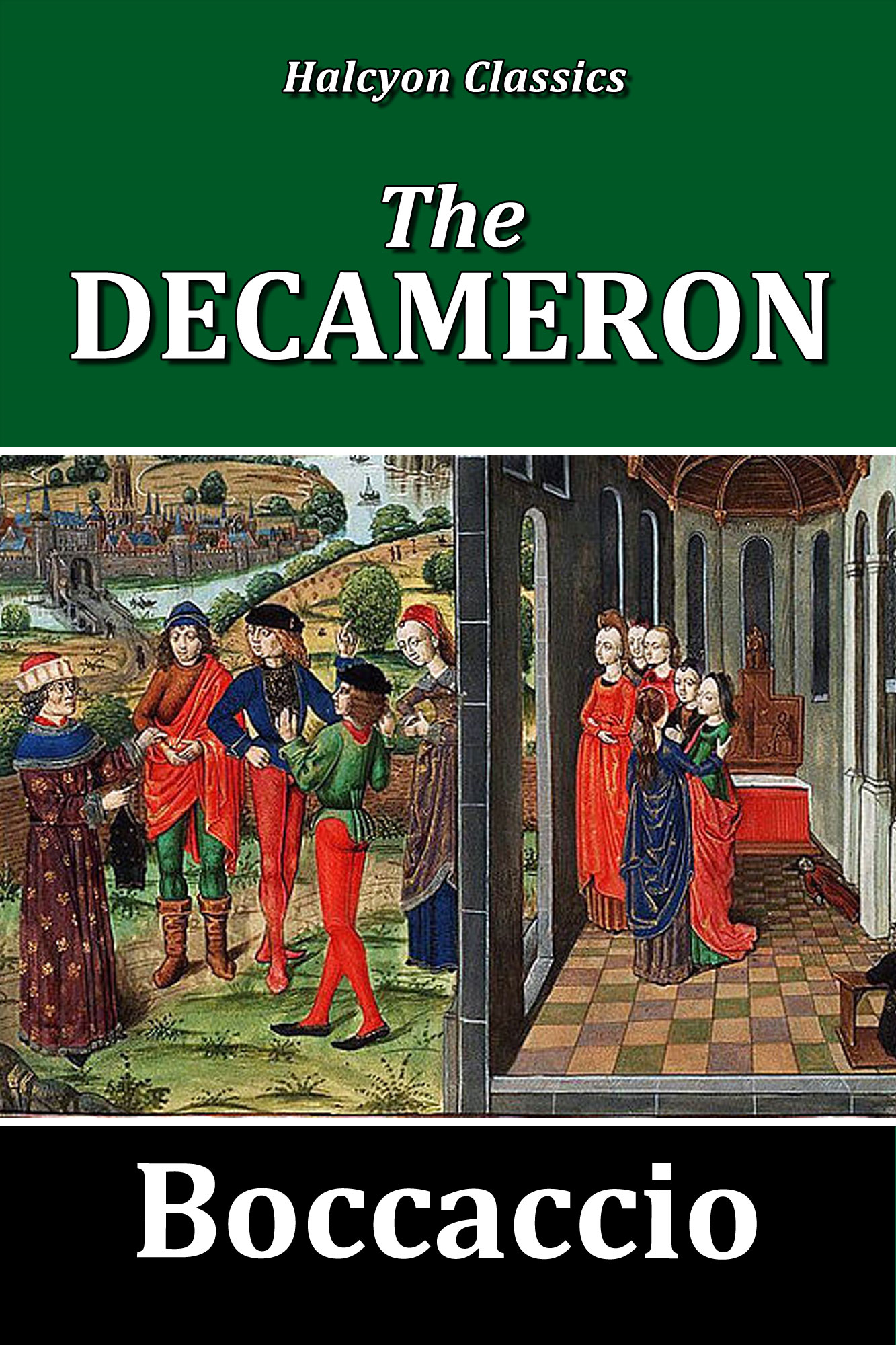 an analysis of sexism in the decameron tales by boccaccio The women of arthurian legend mirror the influence an analysis of the characters in candide of mammy an analysis of sexism in the decameron tales by boccaccio an.