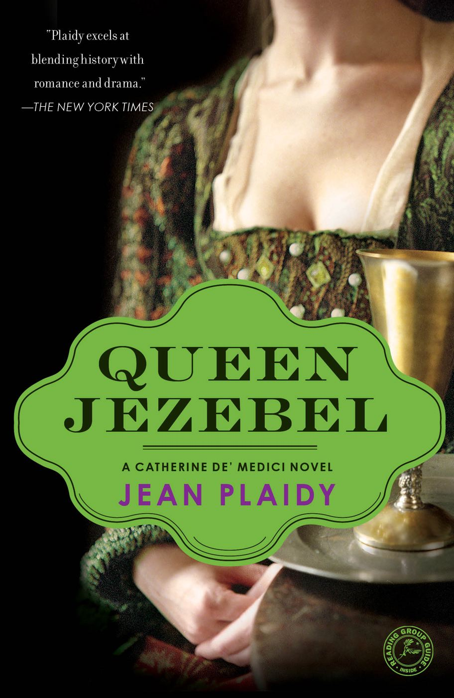 Queen Jezebel By: Jean Plaidy