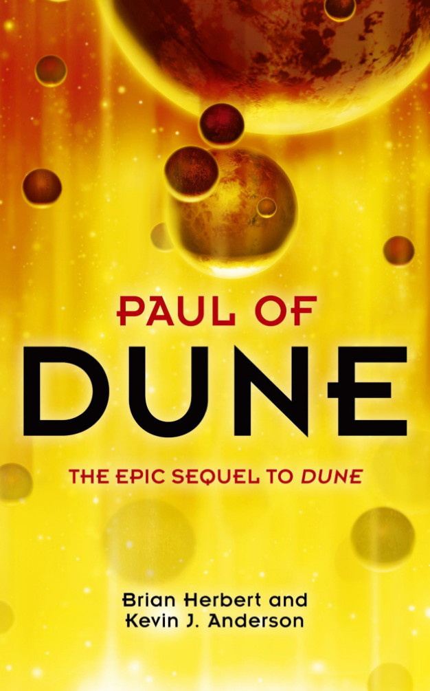 Paul of Dune What happened between Dune Messiah and Children of Dune ? the untold story.