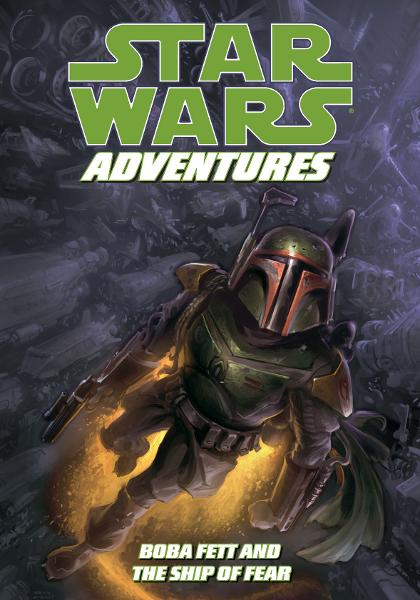 Star Wars Adventures: Boba Fett and the Ship of Fear By: Jeremy Barlow, Daxiong (Artist),