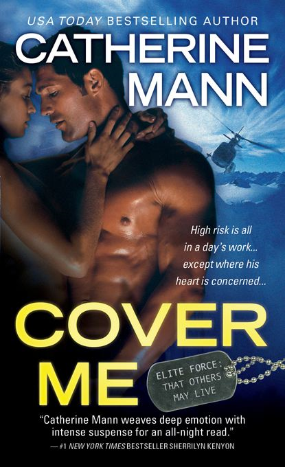 Cover Me By: Catherine Mann