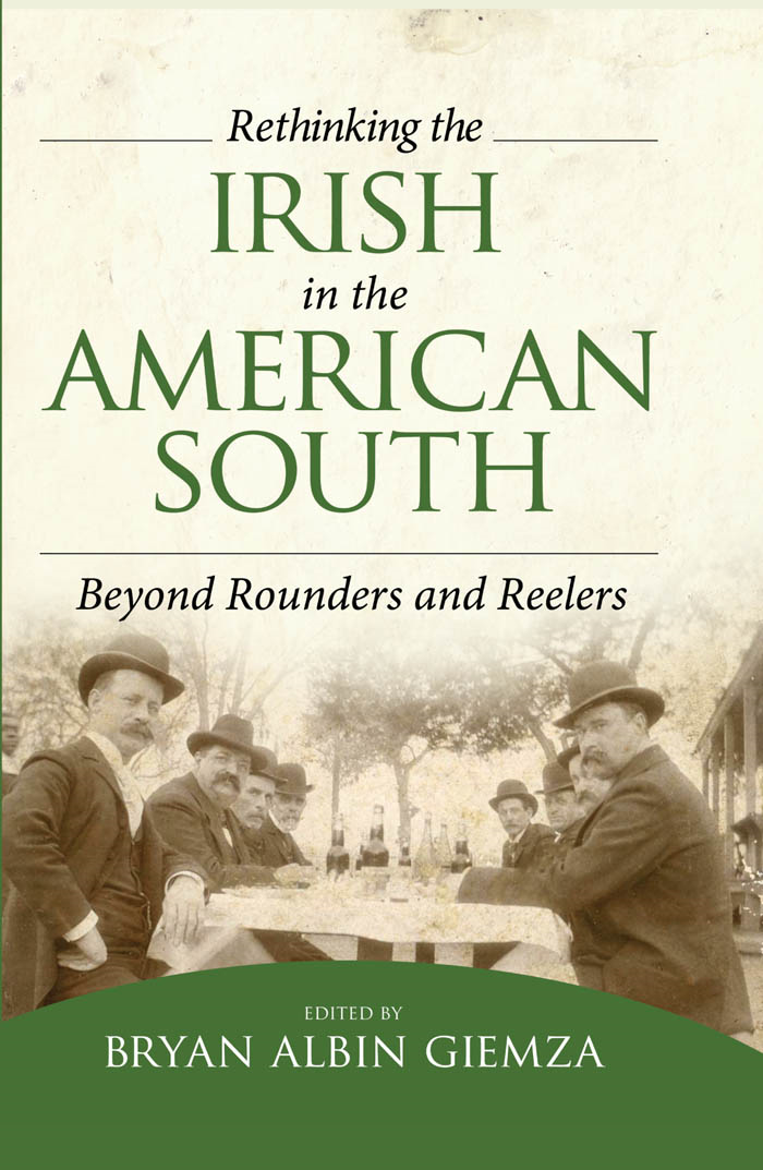 Rethinking the Irish in the American South