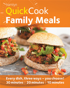 Hamlyn QuickCook: Family Meals