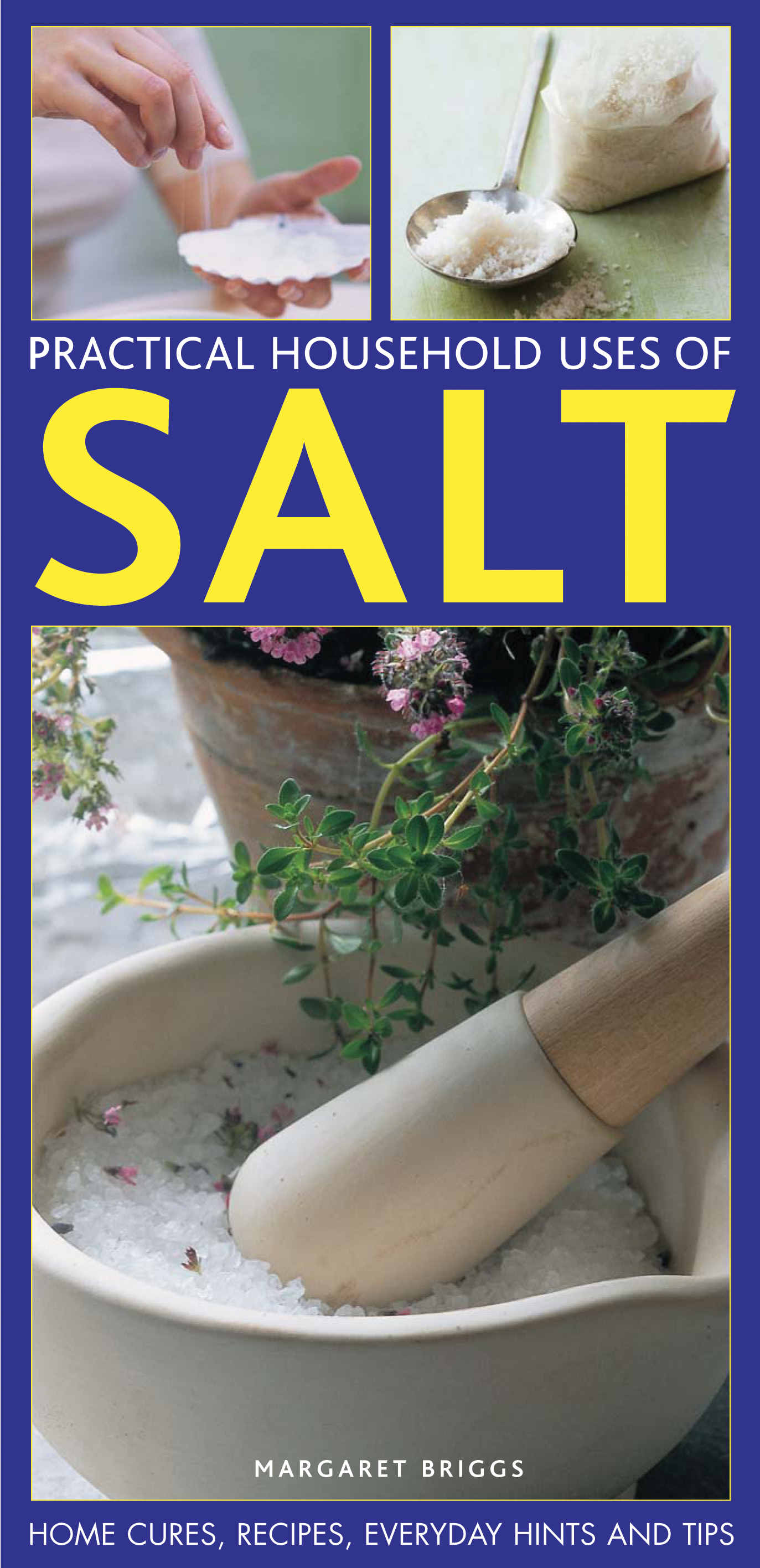 Practical Household Uses of Salt Home Cures,  Recipes,  Everyday Hints and Tips