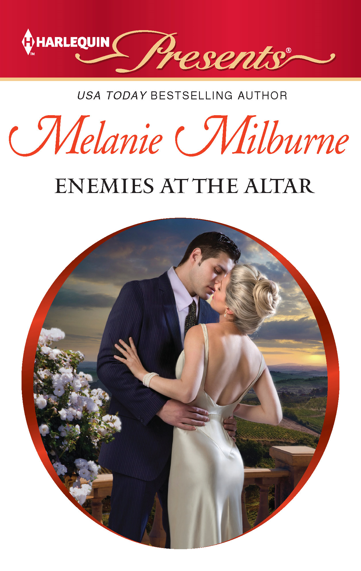 Enemies at the Altar By: Melanie Milburne