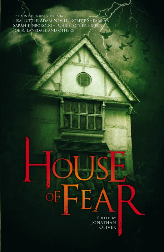 House of Fear By: Jonathan Oliver
