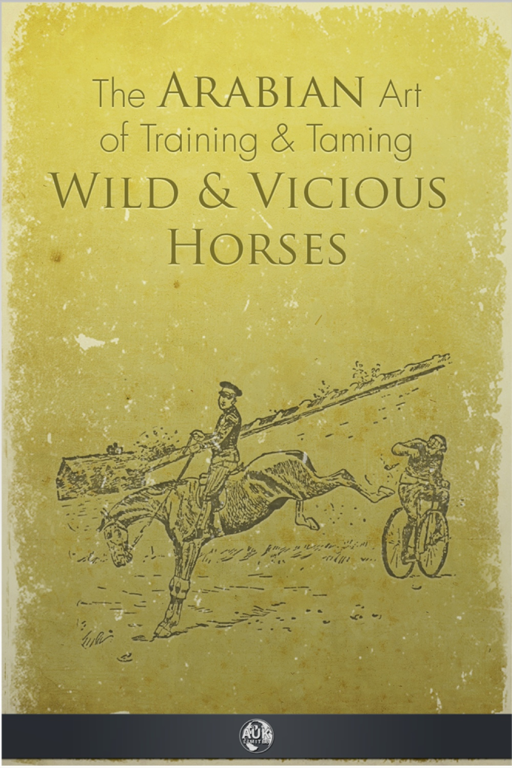 The Arabian Art of Taming and Training Wild and Vicious Horses By: P. R. Kincaid