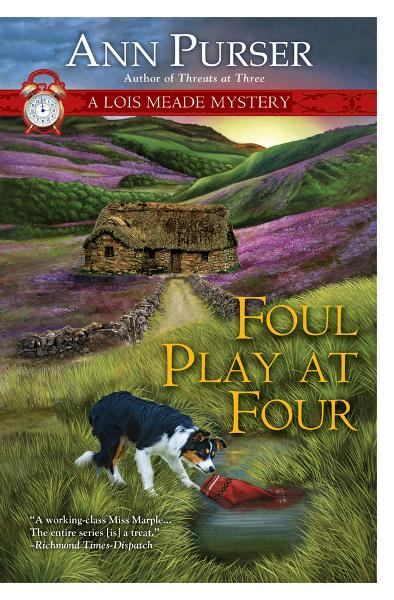 Foul Play at Four By: Ann Purser
