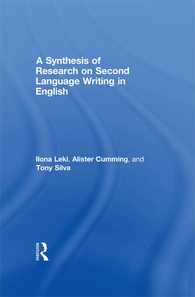 A Synthesis of Research on Second Language Writing in English: 1985-2005