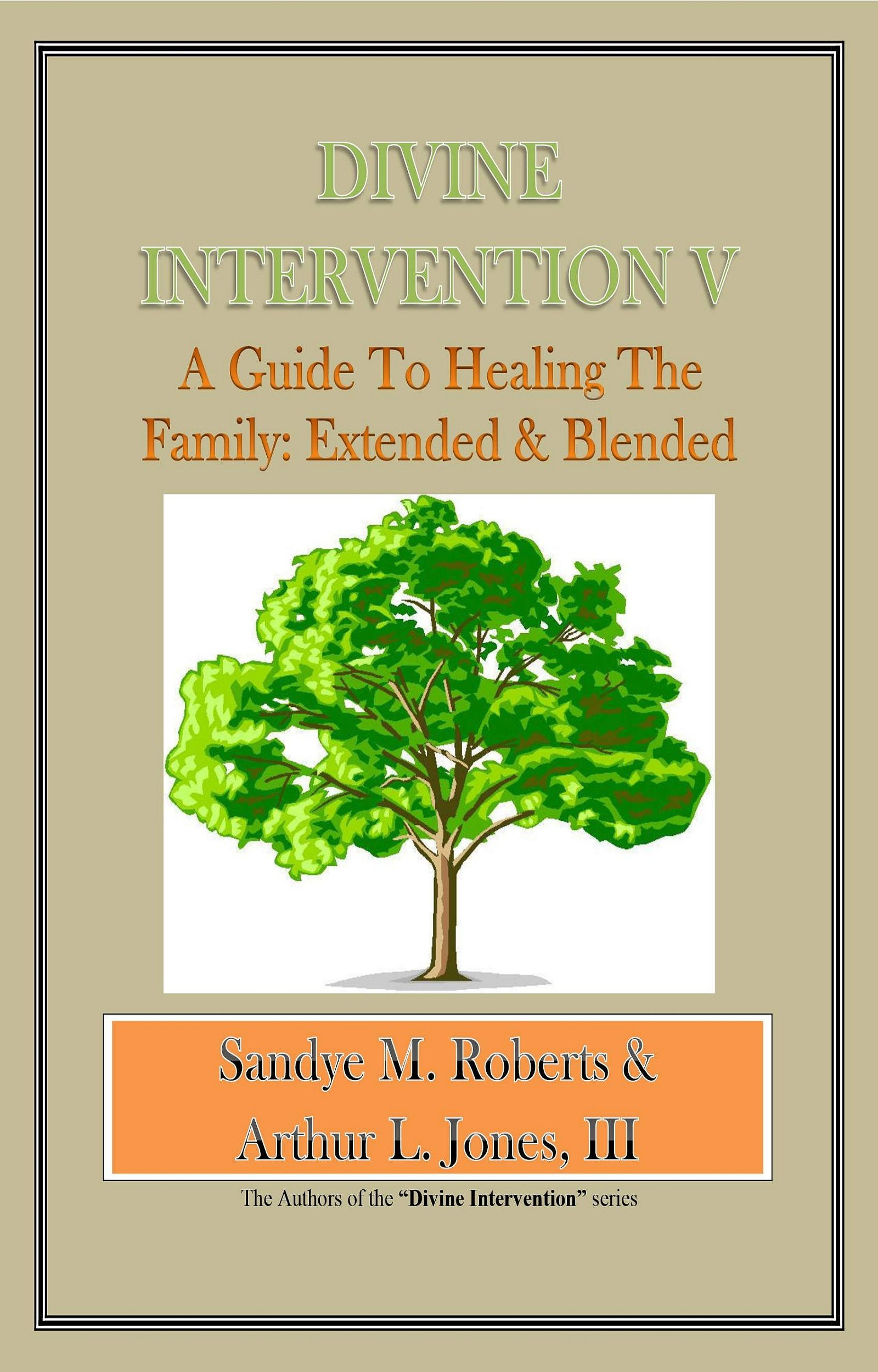Divine Intervention V: A Guide To Healing The Family: Extended & Blended